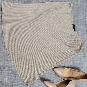 Gucci Cable Knit Skirt